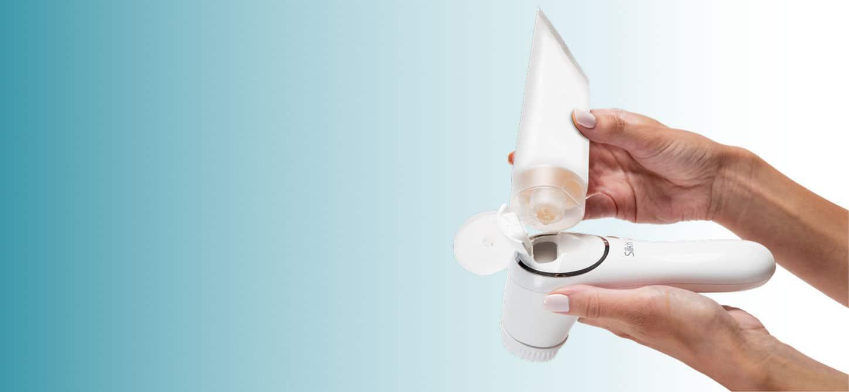Silk'n Fresh Gesichtsbürste Produkttesterin