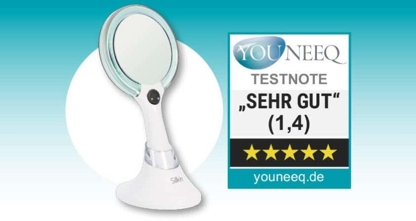 Silk'n Mirror Lumi Test
