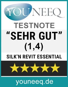 Silk'n ReVit Essential Test Siegel Youneeq