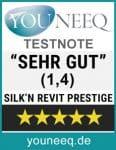 Silk'n ReVit Prestige Test SEHR GUT