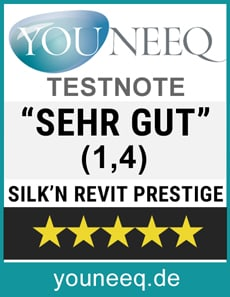 Silk'n ReVit Prestige Test SEHR GUT