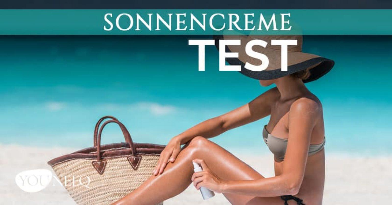 Sonnencreme Test - welche ist die beste Sonnencreme?