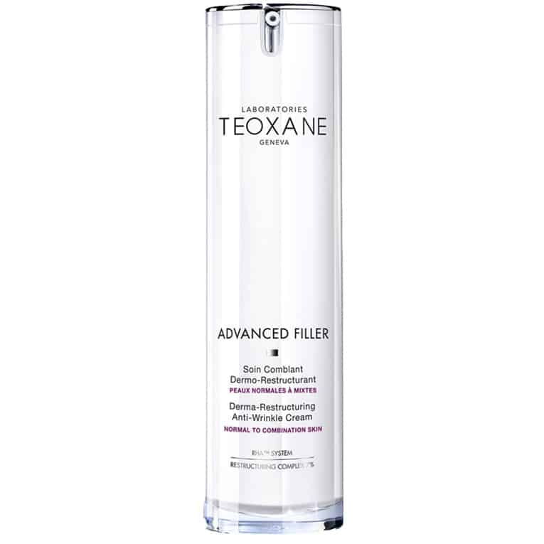 Teoxane Advanced Filler Test