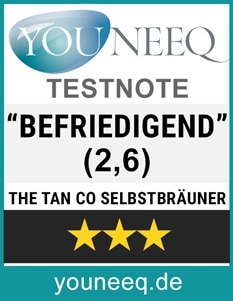 The Tan Co Selbstbräuner Test