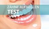 Zähne bleichen – Zähne aufhellen Test