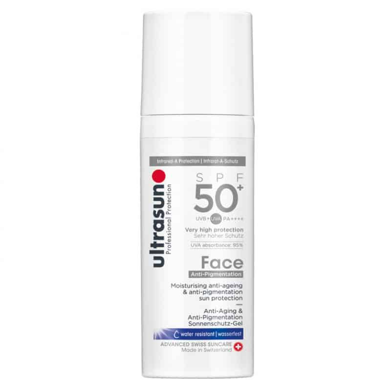 Ultrasun Face Gel SPF50