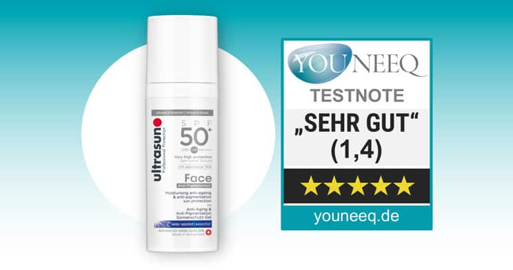 Ultrasun Face Sonnencreme Gesicht Test