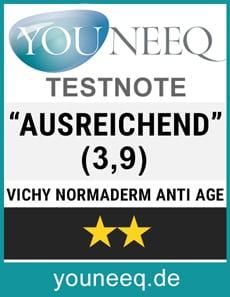 Vichy Normaderm Anti-Age Test Siegel