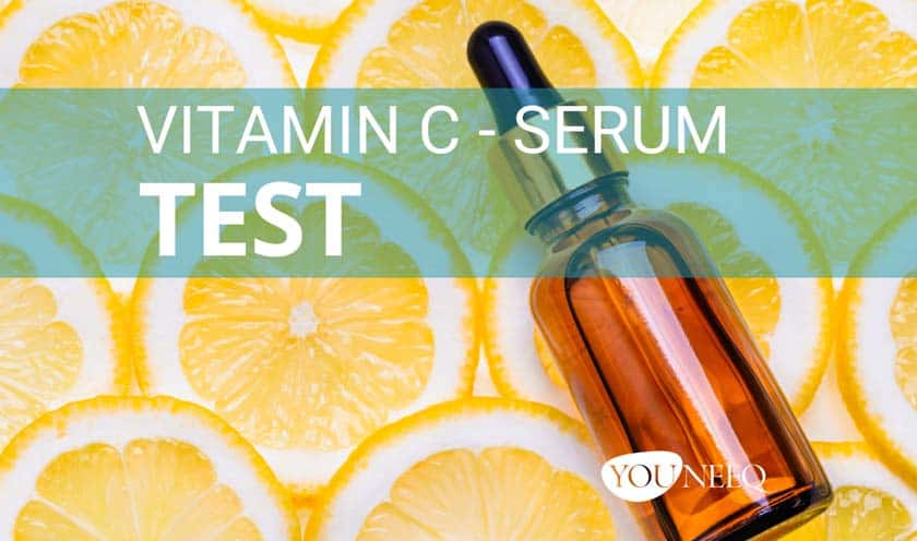 Vitamin C-Serum Test