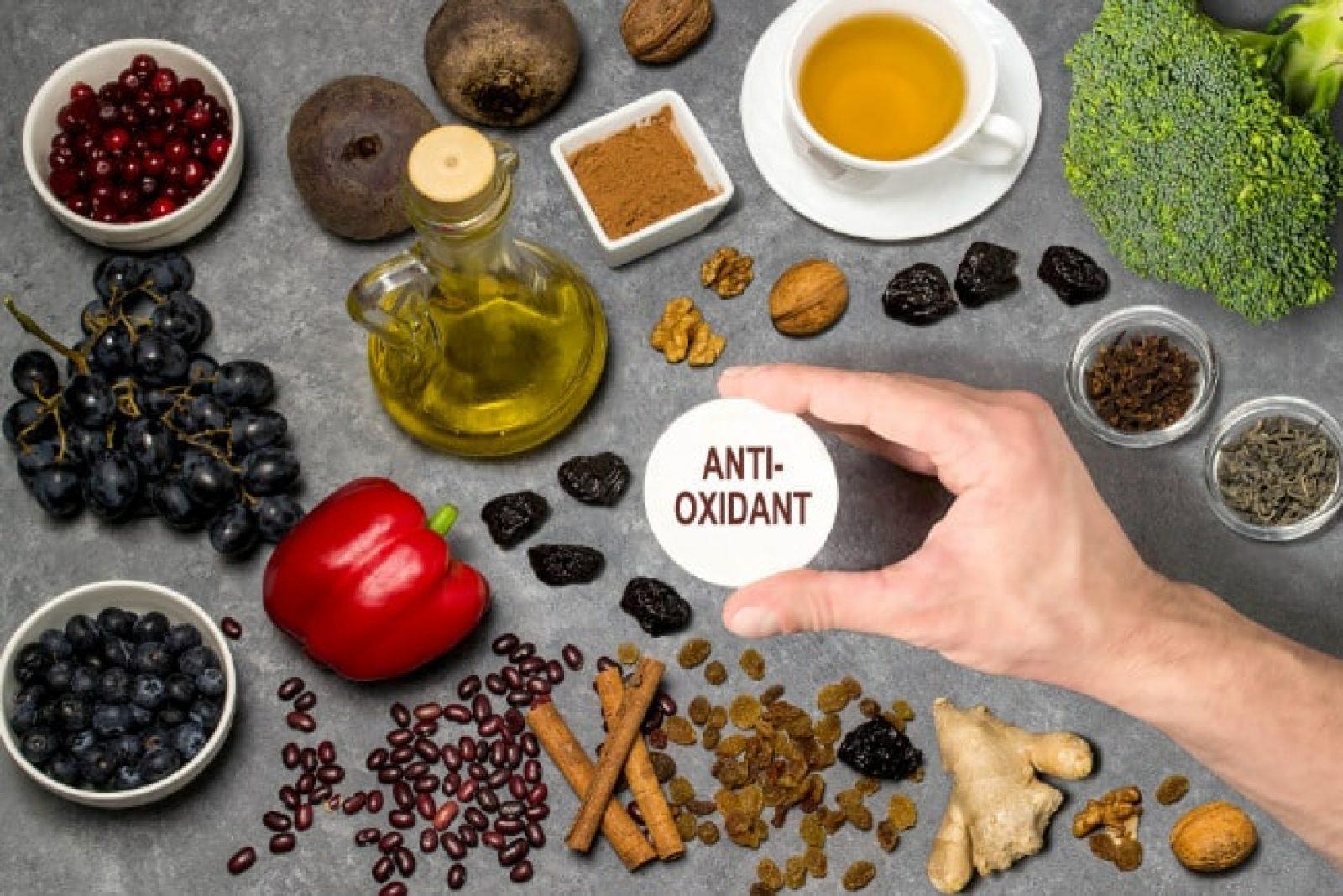 Mit Antioxidantien gegen freie Radikale?