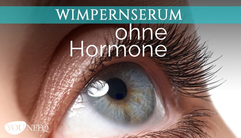 Die besten hormonfreien Wimpernseren im Vergleich