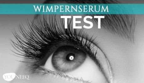 Wimpernserum Test & Vergleich 2021