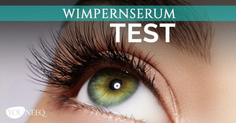 Wimpernverlängerung mit Wimpernserum - welches ist das beste Wimpernserum