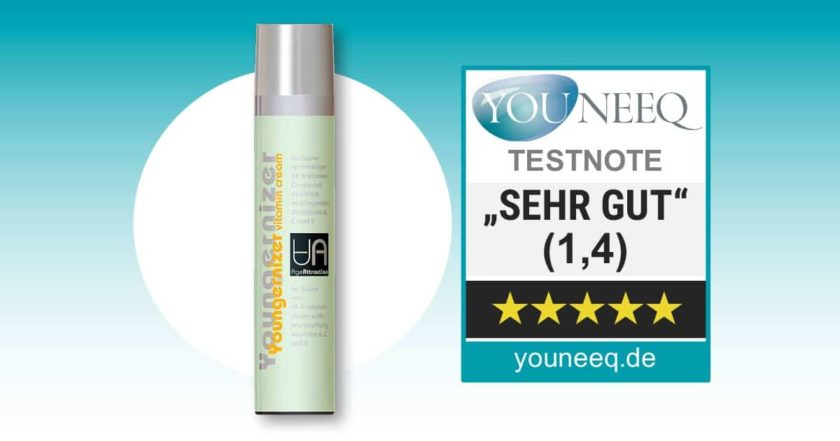 Youngernizer Vitamin Cream Test