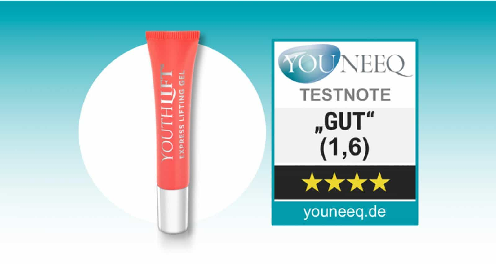 Youthlift Express Lifting Gel TEST