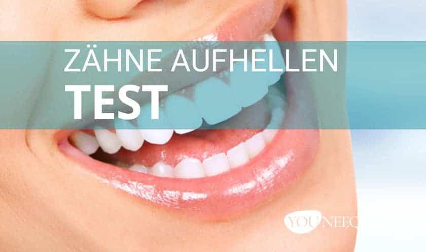 Zähne aufhellen Test Youneeq